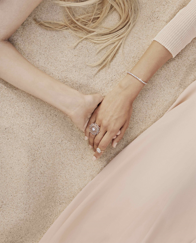 Swarovski New Campaign by Publicis Luxe